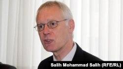 سایمون گس مدیرکل سیاسی وزارت امور خارجه بریتانیا