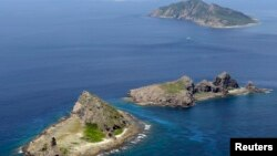 尖閣列島/釣魚島