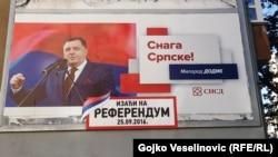 Dodik se ponosi referendumom