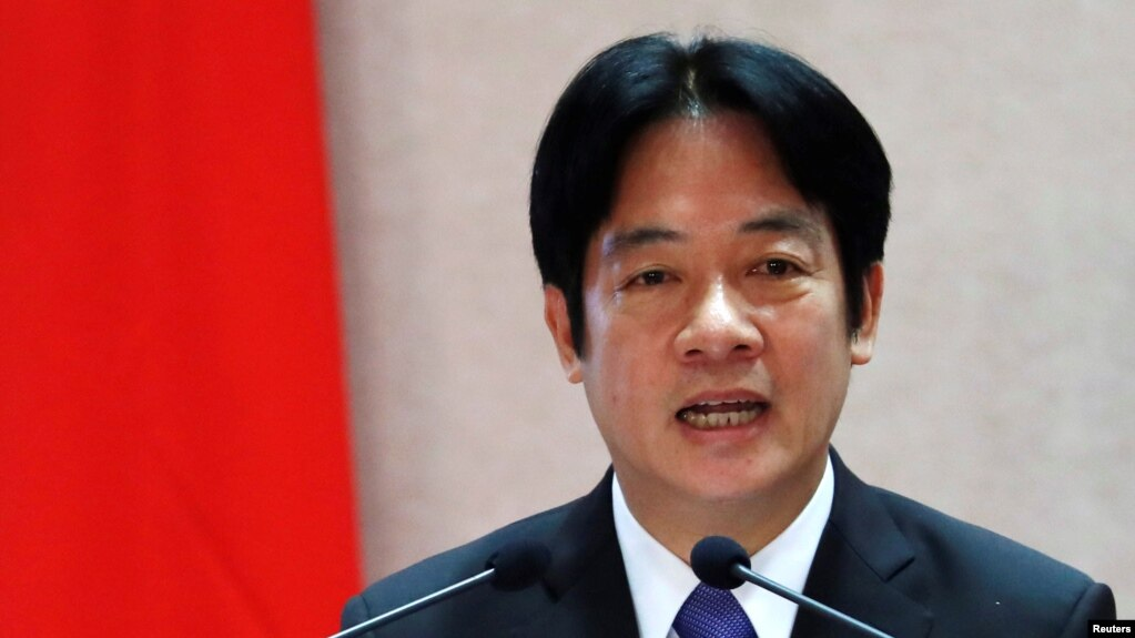 """Thủ tướng Đài Loan Lại Thanh Đức thứ Sáu tuần trước nói với viện lập pháp rằng ông là một """"Đài Độc công tác giả"""" và rằng lập trường của ông là Đài Loan là một quốc gia độc lập, có chủ quyền."""