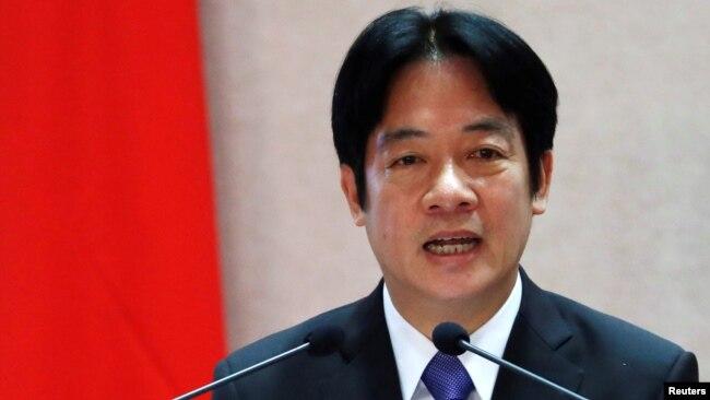Thủ tướng Đài Loan William Lai.
