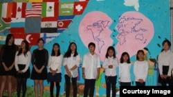 지난달 26일부터 지난 3일까지 미국 워싱턴 디씨 유니언 스테이션에서 '세계에서 가장 큰 그림 전시회'가 열렸다.