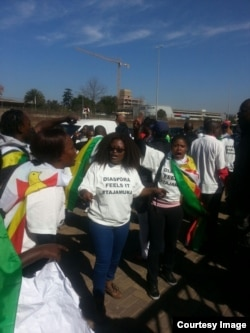 Tajamuka South African Demo