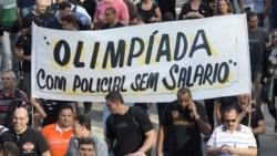 အိုလံပစ္ ကို တိုက္ခိုက္ဖို႔ မသကၤာသူ ၁၀ ဦး Brazil ဖမ္းဆီး
