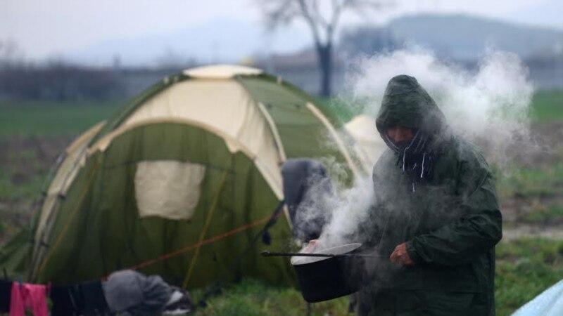 Бегалците – жешка тема во Македонија | Глас на Америка