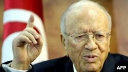 Thủ Tướng Esssebsi loan báo tân nội các gồm những người có kỹ năng chuyên môn thay vì là chính trị gia chuyên nghiệp