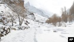 برفباری شدید در بدخشان؛ 14 تن کشته و 5 تن زخمی