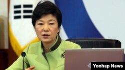 한국 박근혜 대통령이 다음달 미국을 방문하는 가운데, 의회 상하원 합동회의 연설도 예정돼있습니다.
