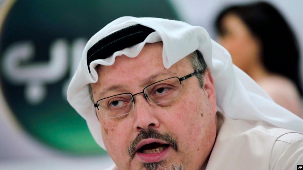 ေဆာ္ဒီေကာင္စစ္ဝန္႐ံုးထဲမွာ အသတ္ခံရတဲ့ ေဆာ္ဒီသတင္းေထာက္ Jamal Khashoggi