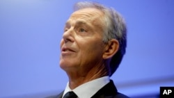 "In an interview with CNN, former British Prime Minister Tony Blair apologizes for what he calls ""mistakes"" made during the U.S.-led invasion of Iraq."
