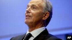 ၿဗိတိန္ဝန္ႀကီးခ်ဳပ္ေဟာင္း Tony Blair