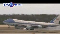 George H.W. Bush, 41st President, hospitalized- VOA60 America