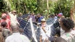 Bolukiluki nsima na bokwei ya satelite moko na Buta na Bas-Uele