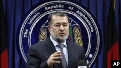 بسم الله محمدی، وزیر دفاع افغانستان