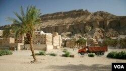 Padang pasir di Timur Tengah. (Foto: Ilustrasi)