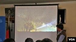 محفل تجلیل از روز جهانی فضانوردی در مرکز آموزشی فرهنگی لنکن دایر شد.