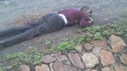Paul Nkunzimana joint par Chérubin Dorcil