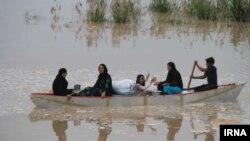 سیل خوزستان- آرشیو