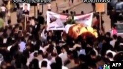 Razılığa baxmayaraq Suriyada qan axıdılır
