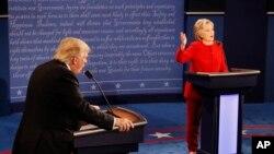Hillary Clinton citó el caso de Alicia Machado para mostrar lo que ha diccho trump sobre las mujeres y minorías como parte de su discurso.