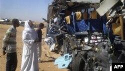 Autobuska nesreća i Egiptu u kojoj je poginulo 8 i povredjen 21 američki turista