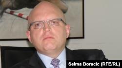 Vršilac dužnosti zamenika državnog sekretara SAD zadužen za Evropu i Evroaziju Filip Riker (Foto: RFE/RL)