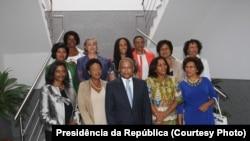 Mulheres no Governo de Cabo Verde