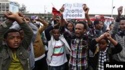 Oromia Protest