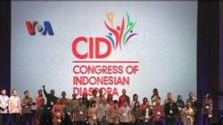 Aspirasi Kewarganegaraan Ganda Kongres Diaspora Indonesia di AS - Liputan Berita VOA