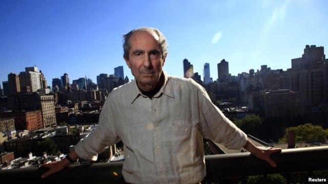 Philip Roth, Premio Príncipe de Asturias de las Letras 2012.