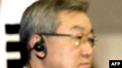 Министр обороны Южной Кореи Ким Гван Чжин