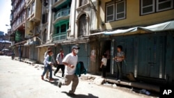 Dozens Killed as Quake Rocks Nepal