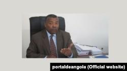 Delfim da Silva, professor universitário, Guiné-Bissau