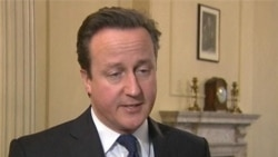 British PM Cameron on 6 British Soldiers Presumed Dead in Afghanistan