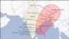 Siklon Fani Ancam 100 Juta Lebih Warga di India
