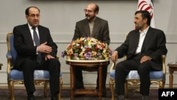 Irački premijer tokom susreta sa iranskim predsednikom u Teheranu