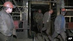 افزایش در تلفات انفجار معدن در اوکراین