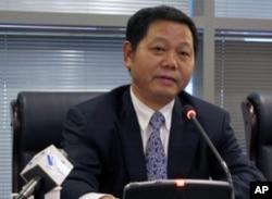 被判刑的前深圳市长许宗衡