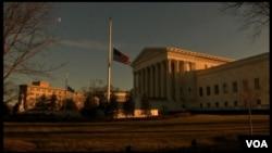 Վաշինգտոնում տարաձայնում են Գերագույն դատարանում թափուր տեղի շուրջ