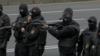რეზინის ტყვიების ნაცვლად ნამდვილი - ლუკაშენკოს პოლიცია ხალხის პირისპირ