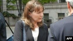 Супруга Константина Ярошенко - Виктория