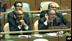 Иванов се обрати на Милениумскиот самит, ја обвини Грција