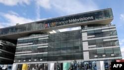 Le siège de France Televisions à Paris, le 4 septembre 2017.