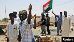 Désobéissance civile et grève générale au Soudan