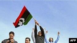 Chế độ Gadhafi đã kết thúc