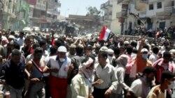 پلیس یمن دست کم ۱۲ تظاهرکننده را کشت