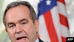 Помощник госсекретаря США по делам Восточной Азии и Тихоокеанского региона Курт Кэмпбелл.
