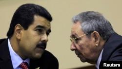 Nicolás Maduro ha dado muestras de que Venezuela no pretende desviarse de la misma ruta seguida por Cuba.