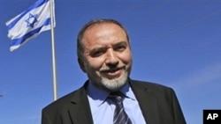 Israeli Foreign Minister, Avidgor Lieberman (file photo)