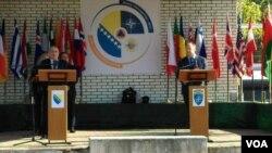 Zatvaranje prve civilne NATO vježbe u BiH